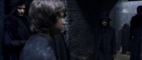 Harry Potter Knockturn alley