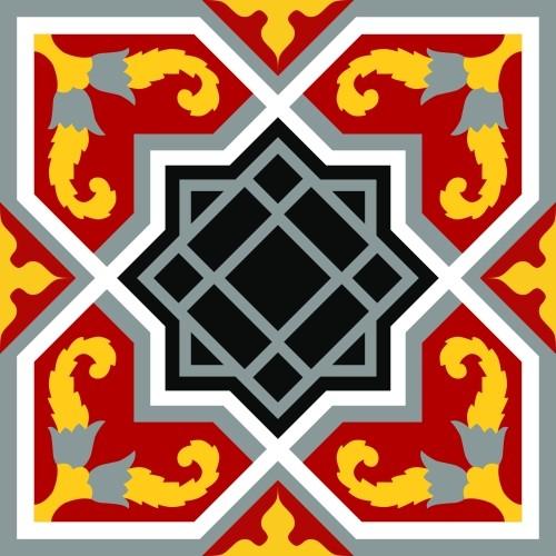 Creating value old version barcelona cememnt tile